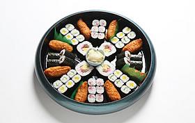 巻物・いなり寿司